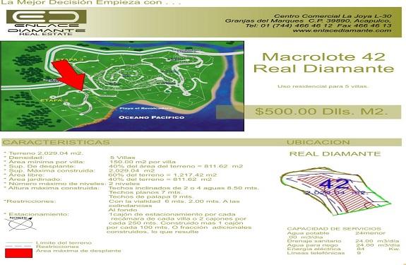 MACROLOTE 42