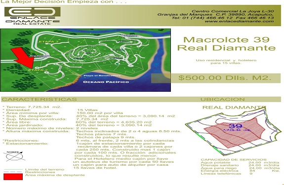 MACROLOTE 39