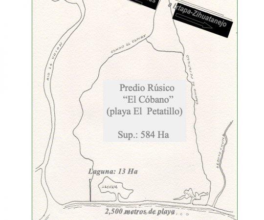 EL COBANO 584 HECTS